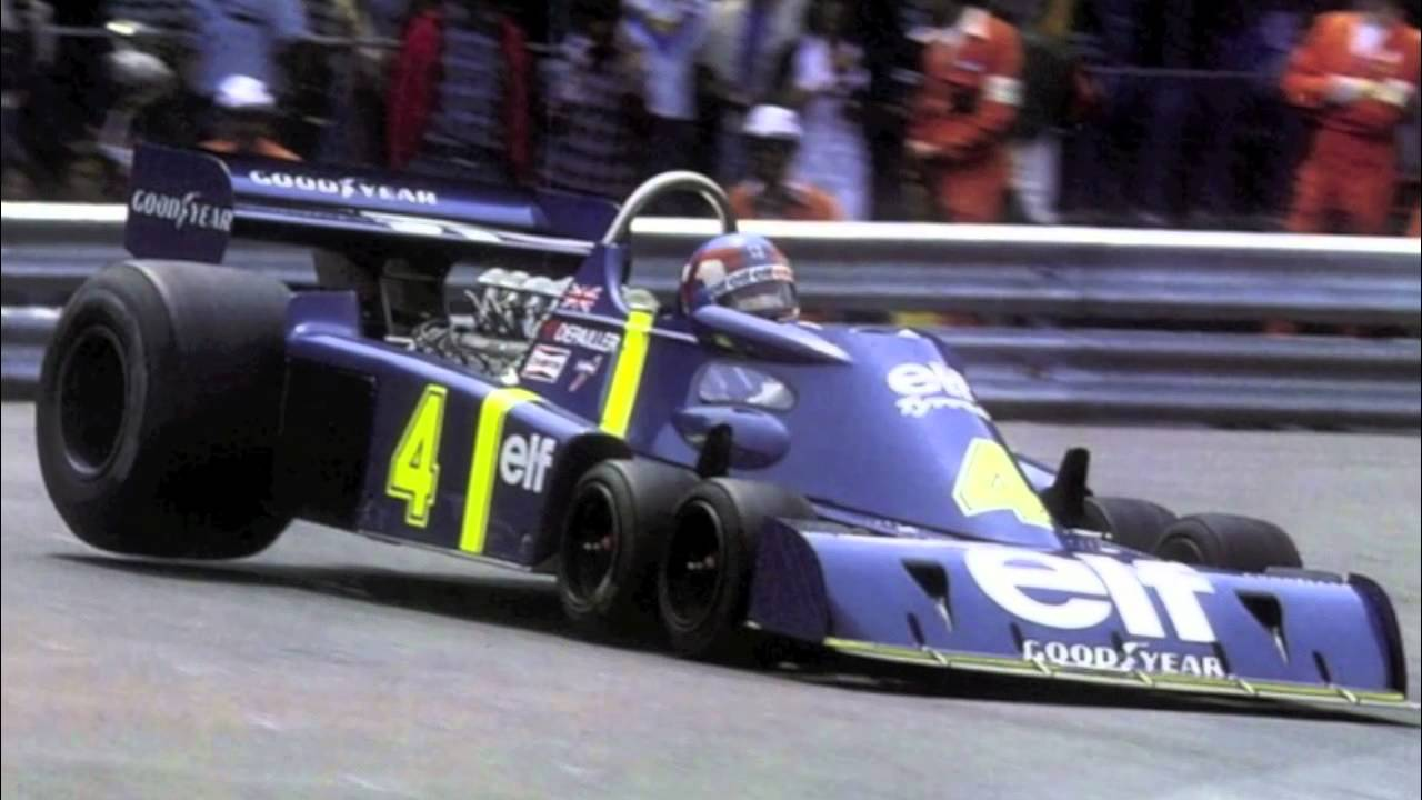 Radical Formula One Car: Tyrell P34   YouTube