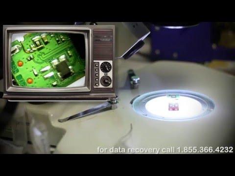 Sandisk flash drive repair: eMMC on a Cruzer