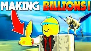 UNLOCKING THE GOLDEN NUKE AND MAKING BILLIONS!! - Roblox Treasure Hunt Simulator