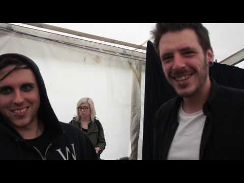 Ashes to Angels Interview Download Festival 2016