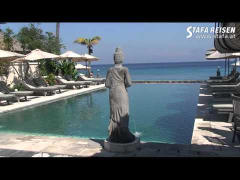 STAFA REISEN Hotelvideo: Puri Mas Boutique Resort, Lombok