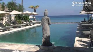 STAFA REISEN Hotelvideo: Puri Mas Boutique Resort, Lombok