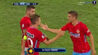 Golul spectaculos marcat de Florin Tanase | FCSB - Gaz Metan 3-0