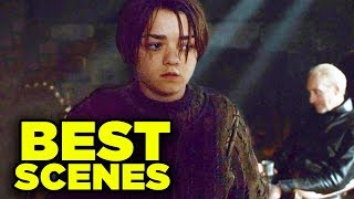 Game of Thrones Full Series Review! Best Moments Season 1 Through 8