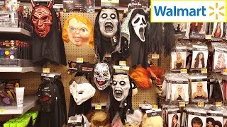 WALMART RUBIE'S HALLOWEEN MASK AND PROPS * COME WITH ME 2019