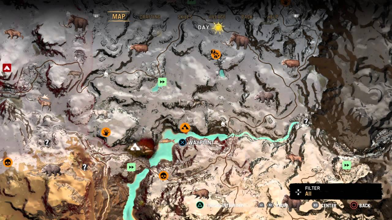 Rare lion skin location far cry primal youtube rare lion skin location far cry primal gumiabroncs Images