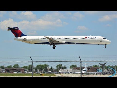 Plane Spotting at Dayton Int
