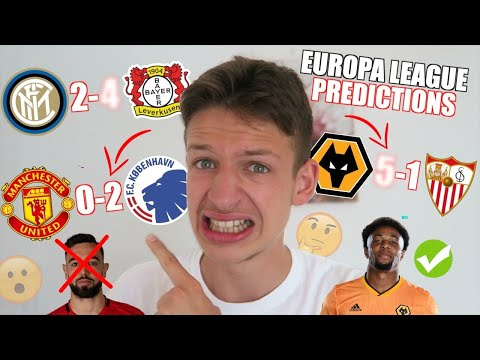 Why MAN UNITED will LOSE vs COPENHAGEN | Europa League Predictions