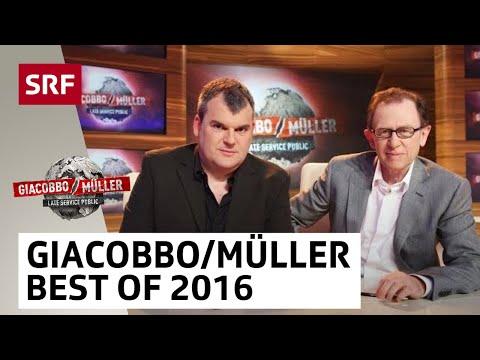 «Giacobbo/Müller»: Best of 2016
