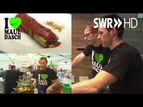 """Maultaschengeschichten im SWR Fernsehen BW mit """"I love  Mauldasch"""""""