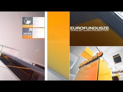 Polsat News   Eurofundusze (Business TV Show)   Opening HD