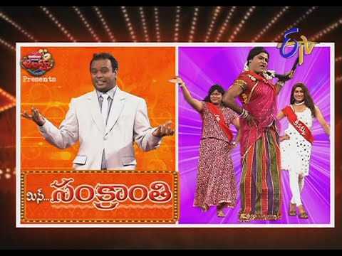 Jabardasth - 15th January 2015 - జబర్దస్త్ - Full Episode