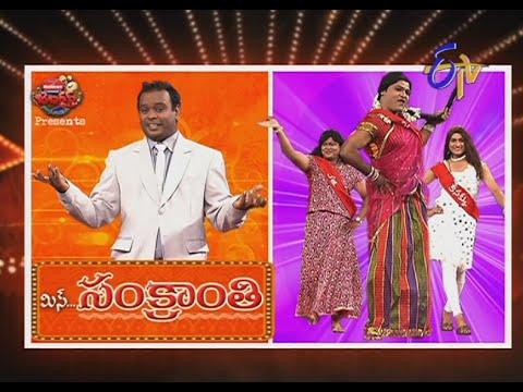 Jabardasth - 15th January 2015 - జబర్దస్త్ - Full Episode