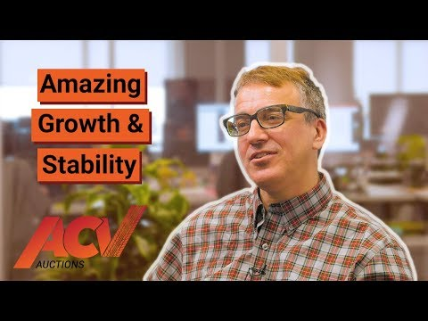 Amazing Growth and Stability at ACV Auctions - Reid Gershbein