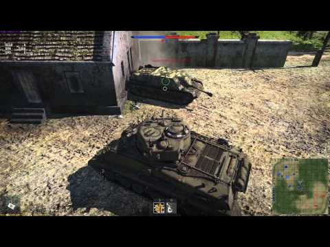 War Thunder EXTRA - Mini trolul in actiune