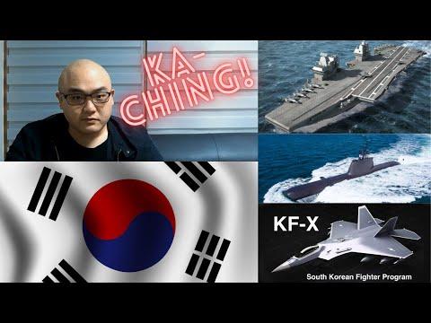Korea is Arming Itself (no, not that Korea)