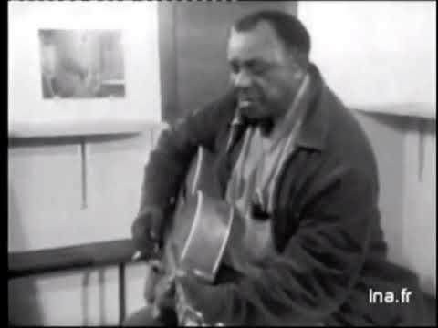 Big Joe Williams, 1971