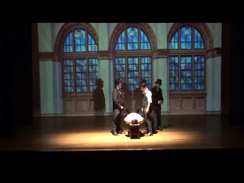 Jekyll and Hyde Musical 1