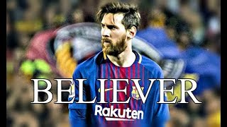 Gambar cover Lionel Messi - Believer