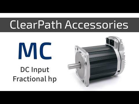 ClearPath MC Servo Fractional HP Accessories