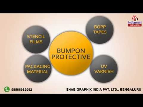 Printing & Adhesion Consumables by Snab Graphix India Private Limited, Bengaluru