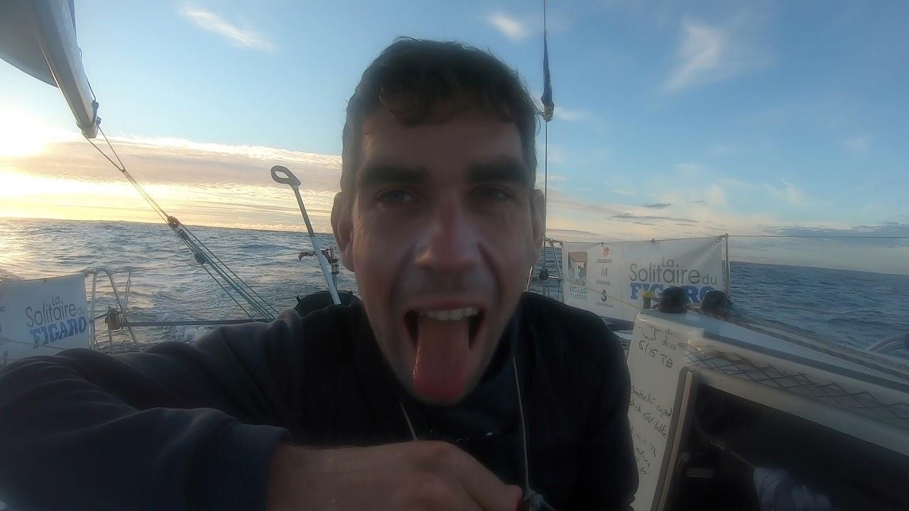 Des skippers en folie sur La Solitaire du Figaro !