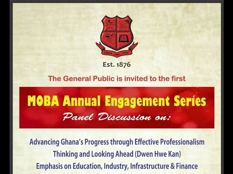 LIVE STREAM of MOBA Annual Engagement Series