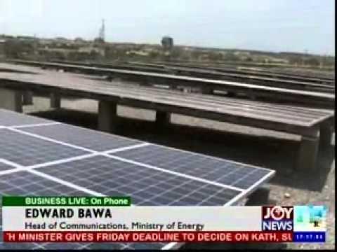 Ghana Business Live on Joy News (17-3-14)