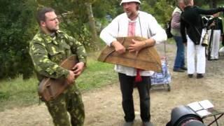 Как играют на гуслях:  былина Илья Муромец