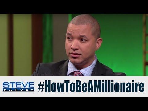 Millionaire's Tips #5 Be Confident || STEVE HARVEY