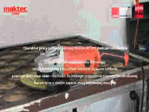 Електрически ъглошлайф MAKTEC MT903 #AtslmoLXbF8