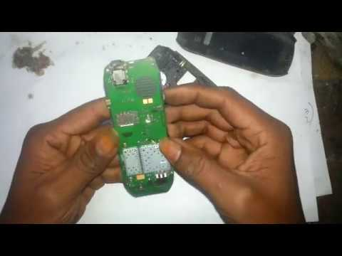 Nokia 1800 1616 display light solution/without ic 100%working in bangla