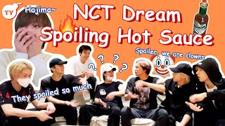 """NCT Dream spoiling """"Hot Sauce"""" for 10 minutes"""