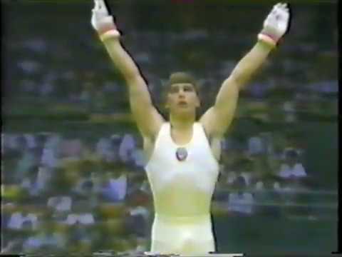 1986 Gymnastics World Cup - Men's All-Around