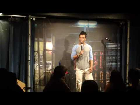 Grant Cooper Performs at Laugh Lounge NYC .wmv