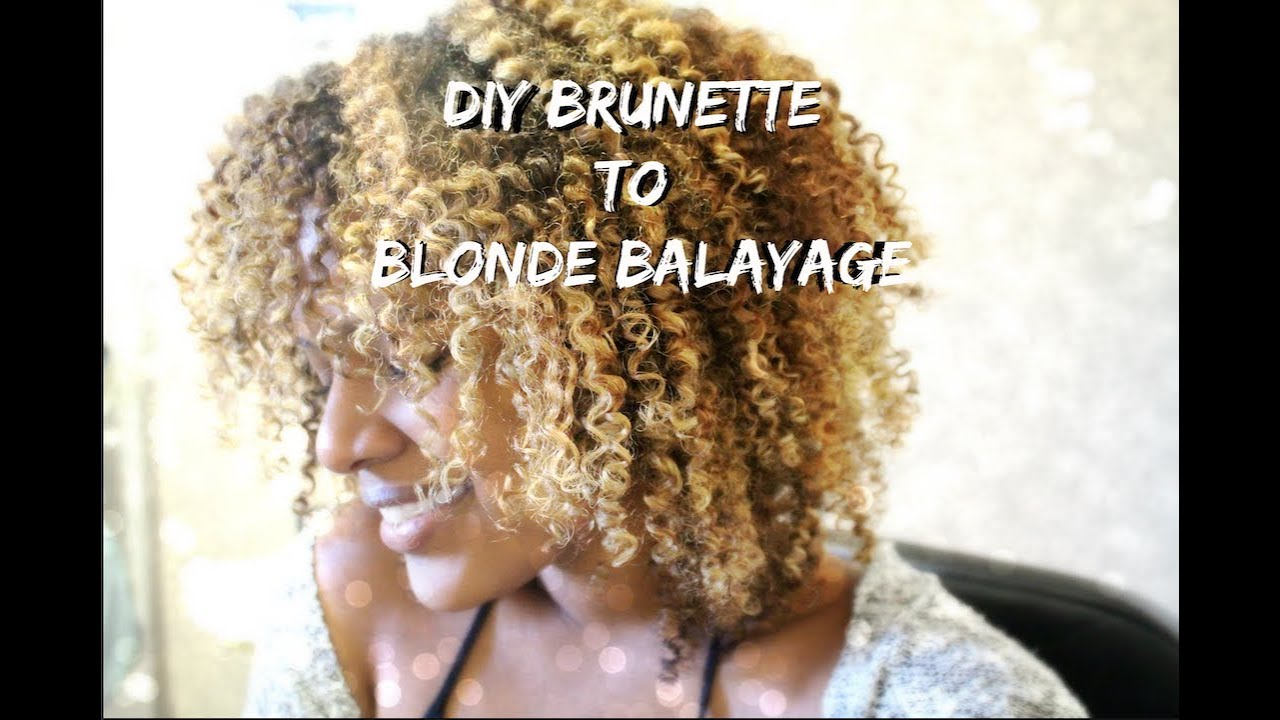 How to safely dye natural haircurly hair blonde at home with no how to safely dye natural haircurly hair blonde at home with no damage pmusecretfo Image collections