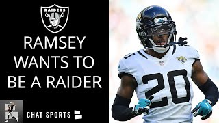 Jalen Ramsey Wants To Be On The Oakland Raiders - Rumors On The All-Pro CB Coming To Vegas In 2020