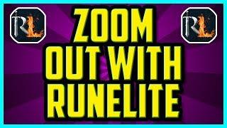 Runelite Zoom