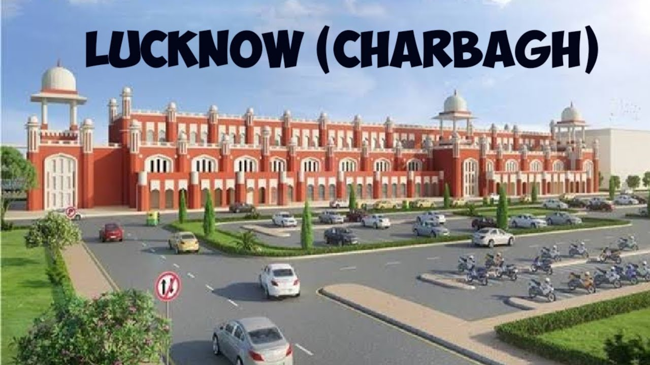 Lucknow Charbagh Railway Station Redevelopment | Airport style Railway Station | Papa Construction