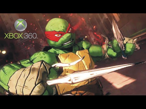 Teenage Mutant Ninja Turtles: Mutants in Manhattan - XBOX 36