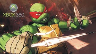 Teenage Mutant Ninja Turtles: Mutants in Manhattan - XBOX 360