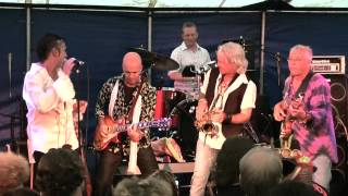 Ficky Stingers - Its only rock n roll @ hippiefestival Gorinchem 2012