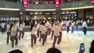 Gangnam style Dubai Mall