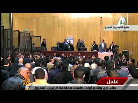 Morsi's trial for espionage and conspiracy adjourned