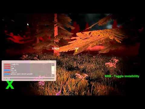 Слендермен в Garrys Mod 5(играем за слендера)