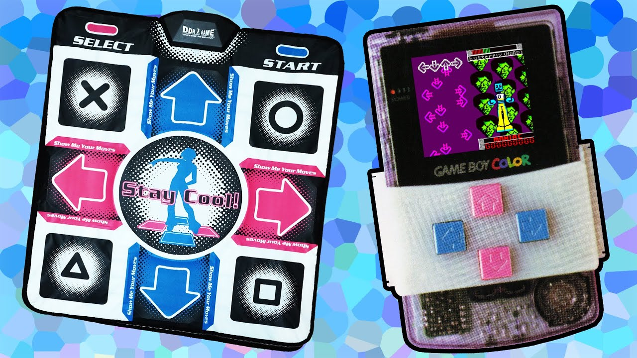 exploring the wild world of DDR controllers