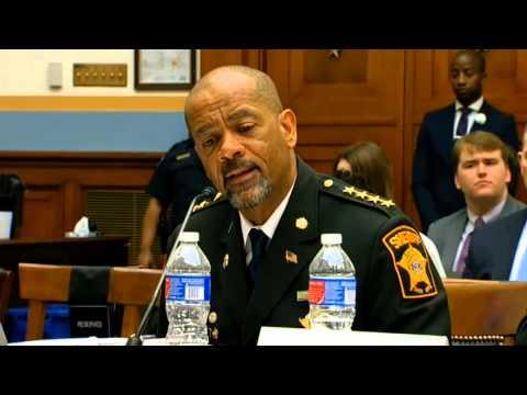 Sheriff David Clarke Testifies Before House Judiciary on Police Conduct