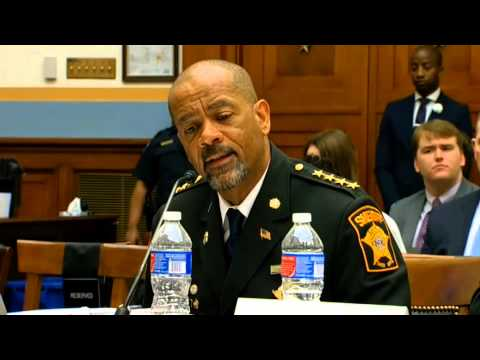 Sheriff David Clarke Testifies Before House Judiciary on Police Conduct