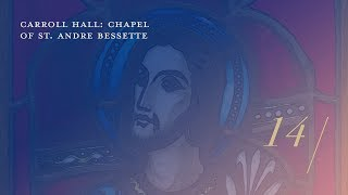 Chapels of ND: A Daily Advent Journey (Carroll)
