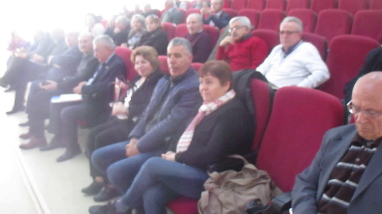 ADD'nin İzmir şubelerinden Ödemiş'te toplantı